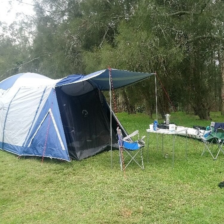 Violet Hill campground