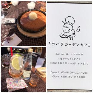 ミツバチガーデン カフェ