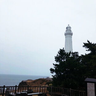 出雲日御碕灯台
