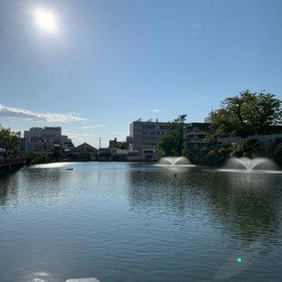 秋田市 千秋公園