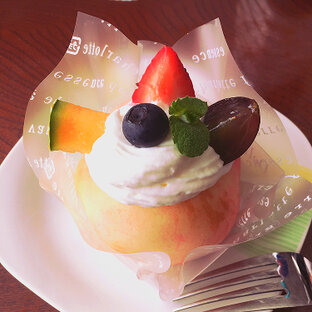 Patisserie T's cafe 玉屋