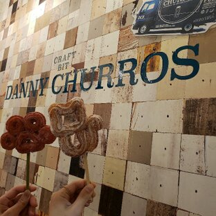CRAFT BIT DANNY CHURROS