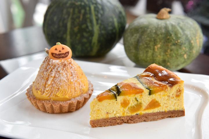 ガトーショコラからチーズケーキまで、みーんなカボチャ。三軒茶屋のスイーツ専門店「KABOCHA」