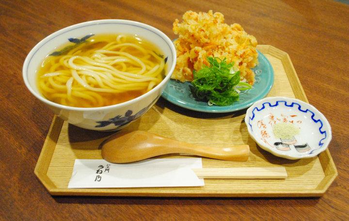 【京都】上品なおだしの風味が香る。老舗おだし専門店が営む京うどんのお店「仁王門うね乃」