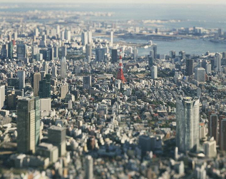 【展覧会】東京・代官山 「本城直季 TOKYO/KYOTO 1/2展」