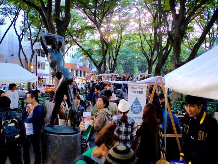 春の週末おでかけにおすすめ♪ 東北の人気カフェやグルメが集まる仙台のイベント3選