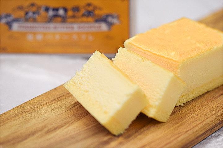 バターの箱そっくり!かわいいパッケージに心ときめく「発酵バタースフレ」