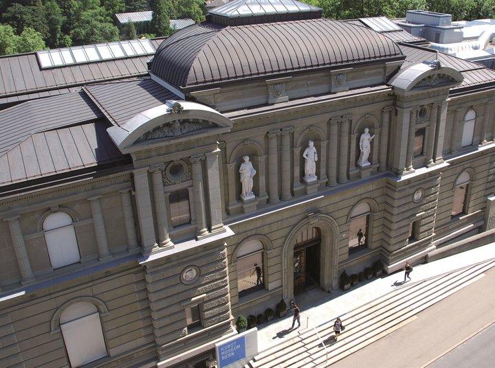 ベルン美術館で8世紀分のアートの歴史をめぐる