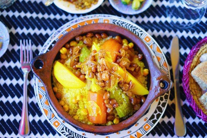 [5]タジン鍋にクスクス……モロッコの食事を堪能しよう!