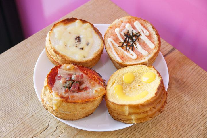 「サラダパン」で有名な「つるやパン」発。新たなローカルフード、まんまる食パンが話題!