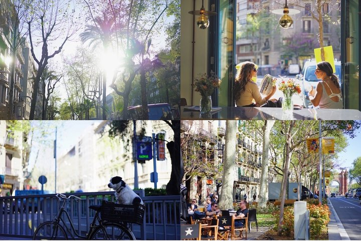 魅力の尽きないバルセロナで、「暮らすように旅をする」を味わおう