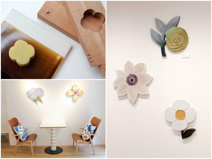 北欧デザイン×和スイーツ。「マリメッコ」のデザイナーが手がける愛媛・松山のギャラリー&茶房「MUSTAKIVI」
