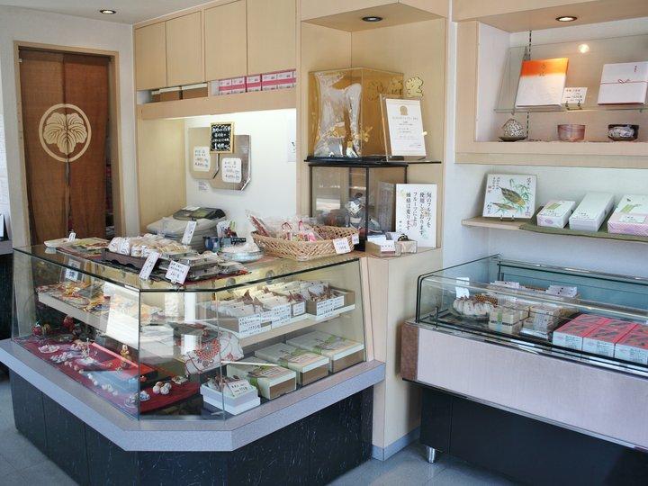 大阪・吹田の住宅街の中にある明治創業の和菓子店