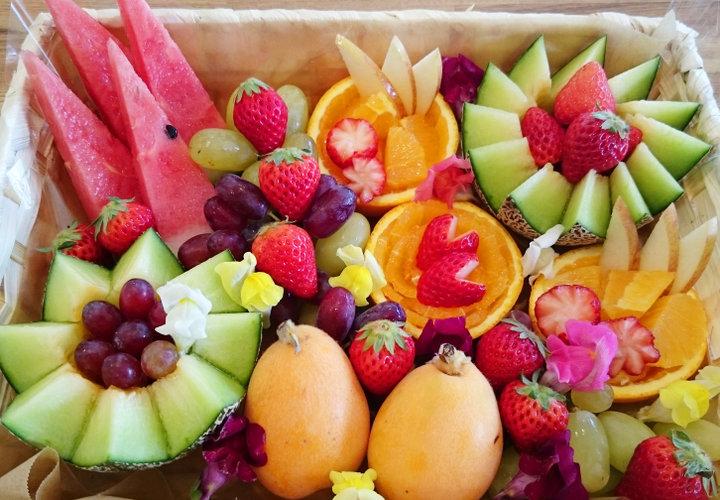 ジュエリーみたい! 京都下町の果物店「真栄多商店」で人気のフルーツコフレ