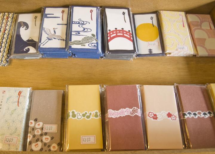 和紙雑貨を取り込んで日常生活を素敵に