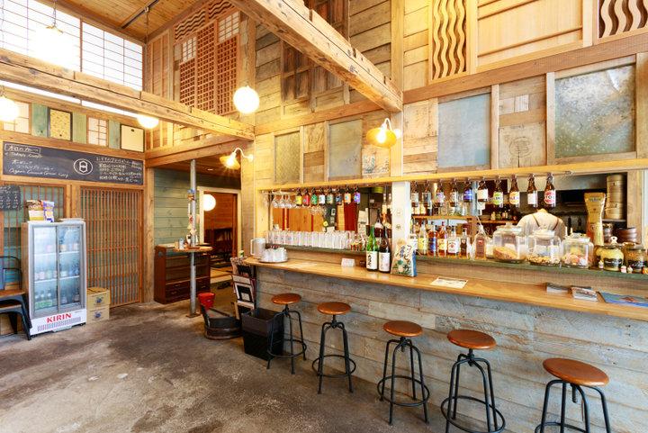 クラフトビールが充実♪ 長野の発酵文化が味わえる「HAKKO」