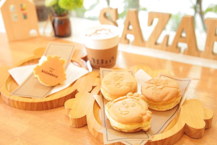 パンケーキやラテアートも! サザエさんの街・桜新町でほっこりおやつはいかが?