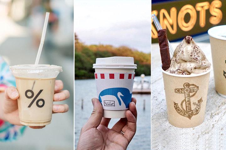 コーヒー片手に街歩き♪かわいいテイクアウトカップのお店10選