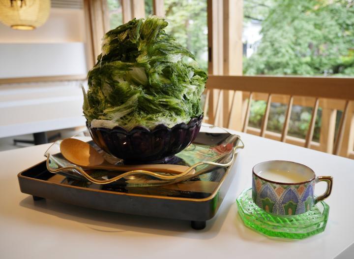 """日本人の""""おもてなしの心""""をお茶にのせて伝えます"""