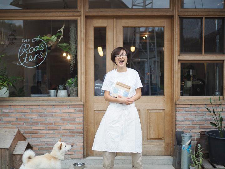みかん倉庫から町の人が憩うカフェへ。和歌山のコーヒー焙煎所「THE ROASTERS」