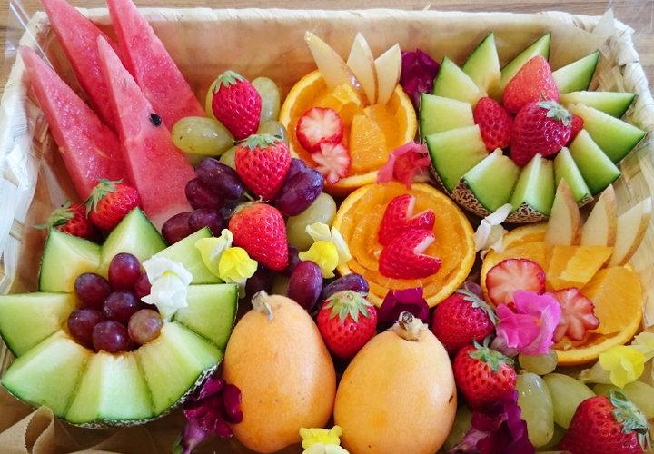 【第3位】ジュエリーみたい! 京都下町の果物店「真栄多商店」で人気のフルーツコフレ