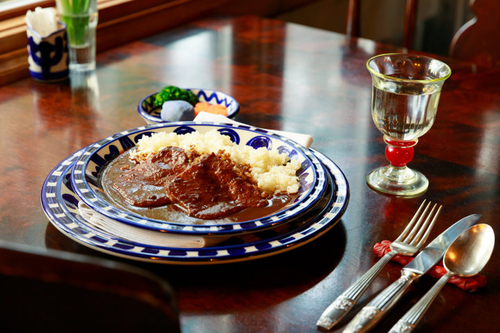 「明治の館 別館 游晏山房」でおいしいディナーを