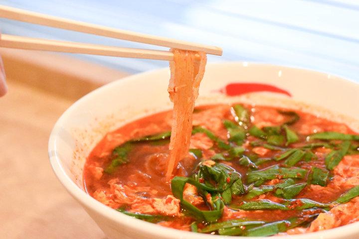 宮崎県のソウルフード「辛麺」