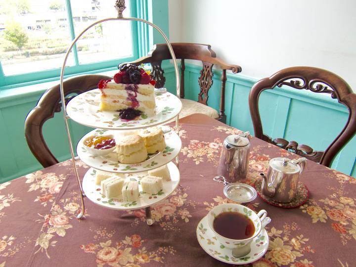 明治時代のレトロな洋館で、純英国スタイルのアフタヌーンティーが楽しめる紅茶専門店「北浜レトロ」