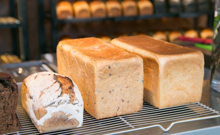 個性あふれる3種のパン