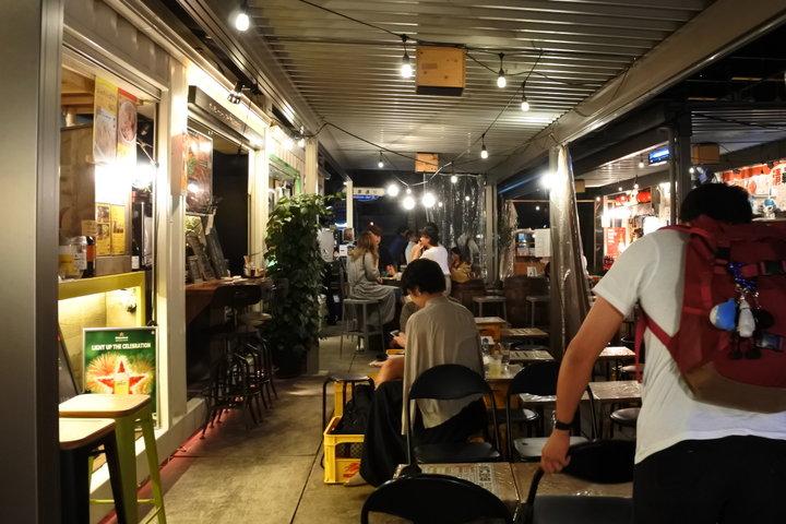 京都市内で活躍する若手店主のお店が勢ぞろい