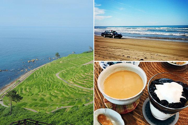 海風を感じながらのんびりドライブ!能登半島で立ち寄りたいスポット7選