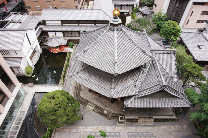 【第2位】京都の名所「六角堂」がきれいに見下ろせる!ヒミツにしたい絶景スポット