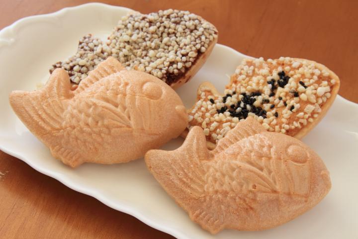 モナカとサブレの新食感「パティスリーホリ」の唐津っ子モナカサブレ