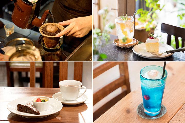 老舗コーヒーショップから海を感じるカフェまで!まったり過ごせる茨城のおしゃれカフェ5選