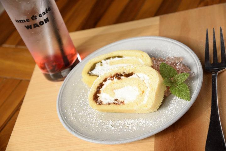 日本初!梅専門カフェでいただく梅づくしスイーツ