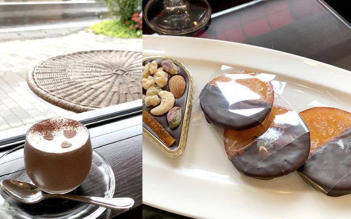 スイスから原料を輸入!丁寧に手作りしたやさしい味のチョコレート/「軽井沢チョコレート館」