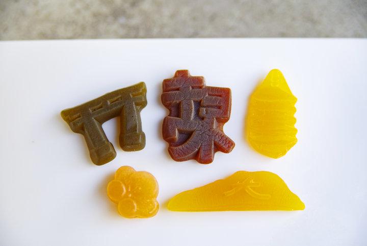 京都モチーフがかわいい!和の天然素材にこだわるリッチなグミ「KYOTO gummi」