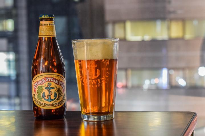 アメリカ地ビールの原点「アンカースチーム」(アンカー社)