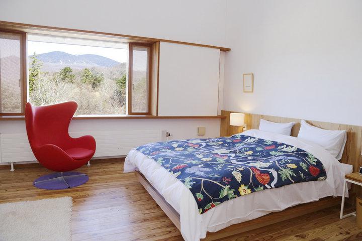 まるで北欧みたい!何もしない贅沢な時が過ごせる裏磐梯高原の隠れ家ホテル「アアルト」