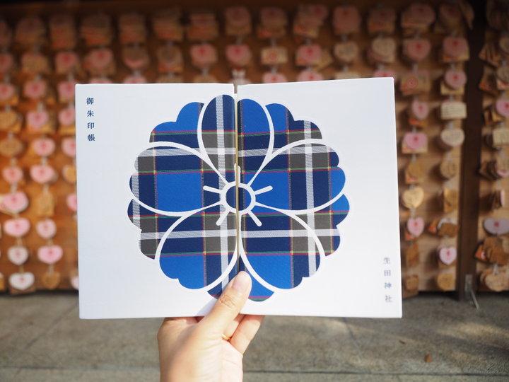 「神戸タータン」コラボの限定御朱印帳も要チェック