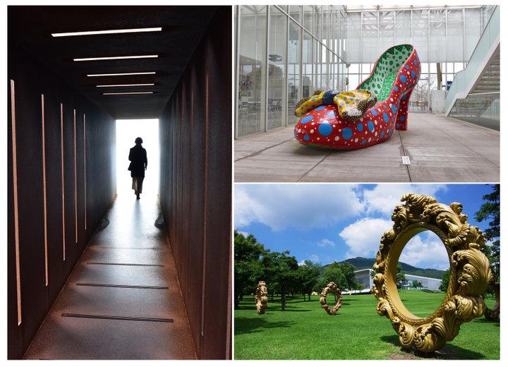 標高約700mの大自然の中アートに浸ろう! 日本最大規模の野外美術館「霧島アートの森」へ