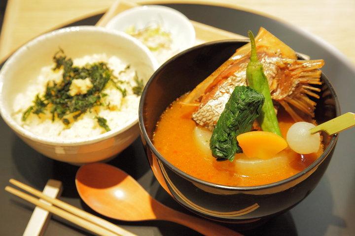 人気のスープ専門店が手がける「おだし東京」