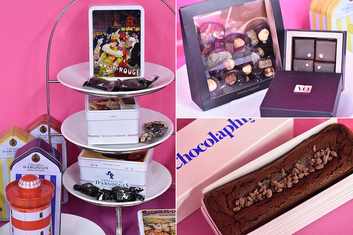 日本初上陸のチョコレートやこの冬誕生したガトーショコラの専門店も