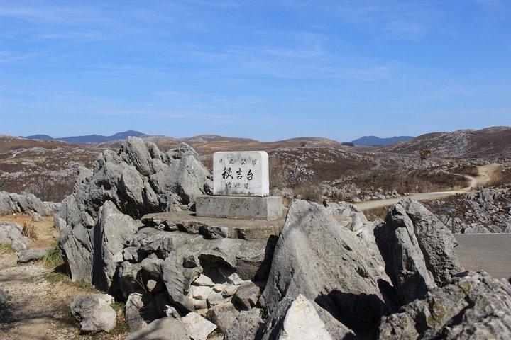 日本最大級のカルスト台地「秋吉台国定公園」