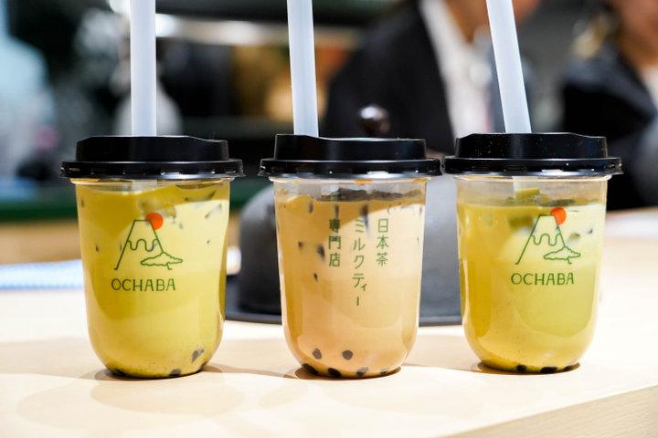日本一のお茶処、静岡県産茶葉を使用
