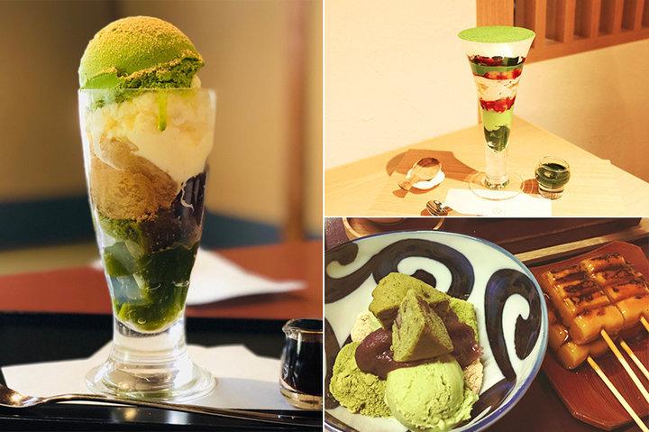 【第3位】京都・河原町からすぐ!人気の抹茶パフェが味わえるお店4選