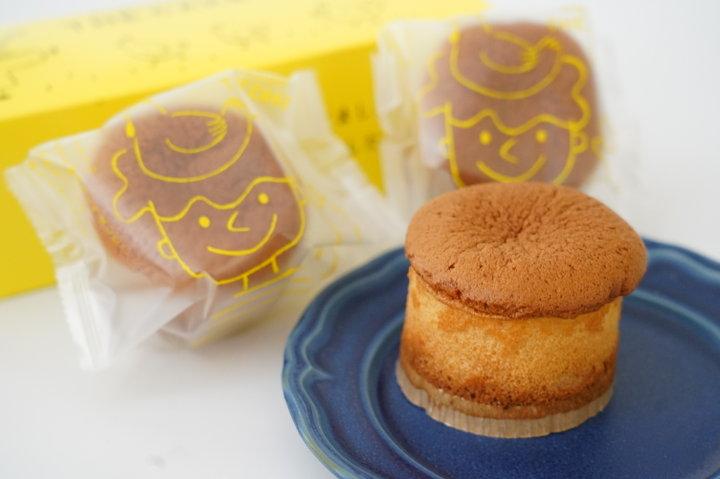 洋菓子屋さんが卵から作るふわふわケーキ「THE CAKE」