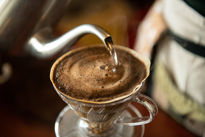 コーヒーを介して生まれた師匠と弟子の絆。