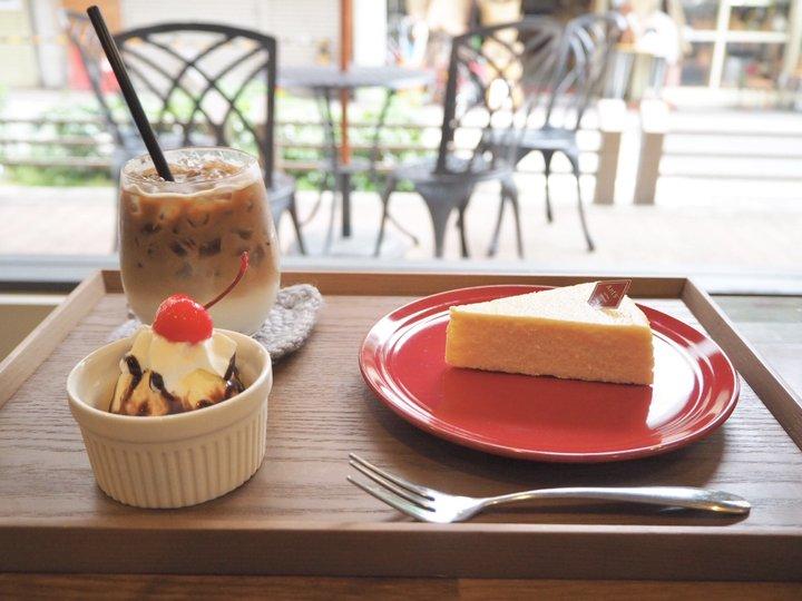 愛情たっぷり注がれた幸せの「チーズケーキ」