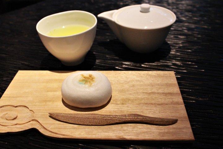 こだわりのお茶と和菓子のペアリング